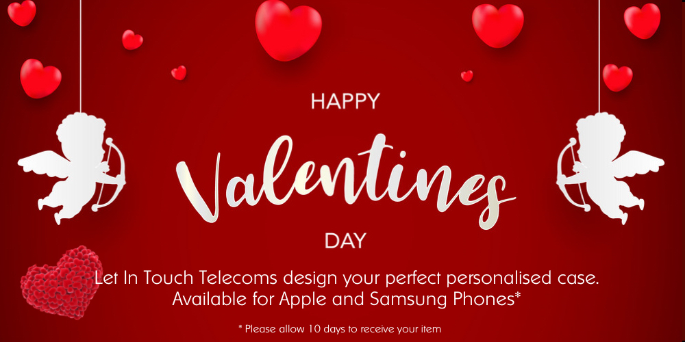 Banner - Valentine Personalised Phone Cases