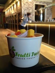 Frutti Twist | Cup of Fro-Yo