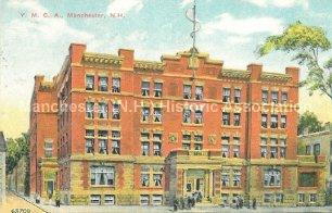 Photo Courtesy of Manchester Historic Association |YMCA
