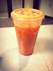 Bridge Cafe | Carrot Cake Juice