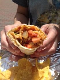 Consuelo's | Burrito