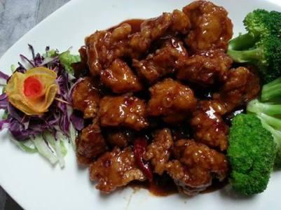Jade Dragon | General Tso Chicken