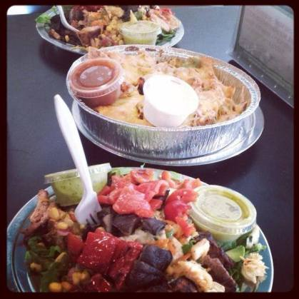 Dos Amigos Burritos | Daily Dos plates
