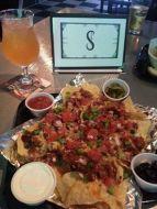 Spite - chili nachos