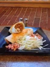 Waterworks | Chicken Enchiladas