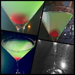 N'Awlin's | caramel apple martini