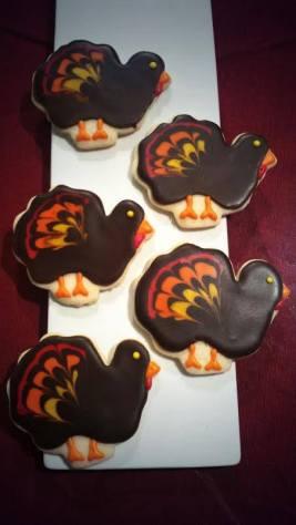 Finesse Pastries | Turkey Sugar Cookies