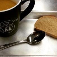 A & E Coffee | Vegan Sweet Potato Winter Squash Soup