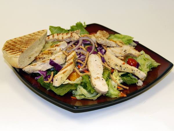 Baked | #EastMeetsWest Salad
