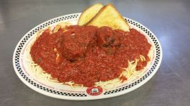 Red Arrow - Spaghetti and Meatballs