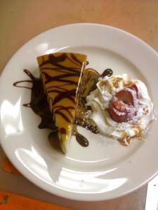 Mangia- Cheesecake