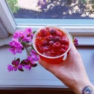 A&E | Iced Rasberry Iyerpadi Tea