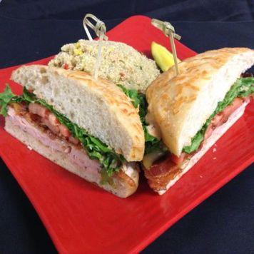 Bayona Cafe | Chipotle Turkey Melt