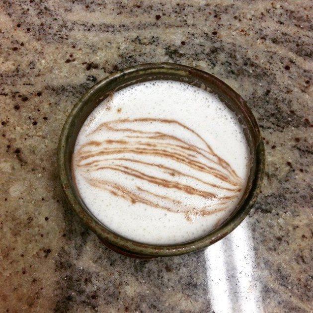 Dancing Lion - White Drinking Chocolate