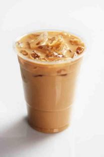 Frutti Twist | iced coffee