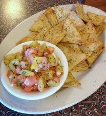 Red Arrow | Grilled Pineapple Salsa