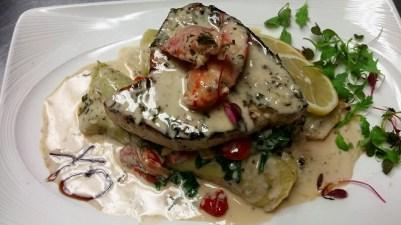 XO   Grilled swordfish