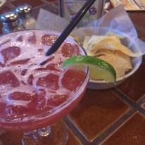Margaritas   Strawberry Margarita