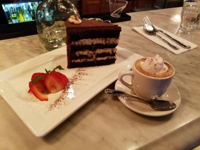 Campo | Chocolate Cassata Cake