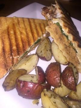 Republic | pulled pork sandwich