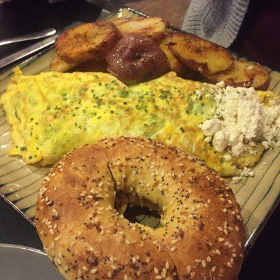 B&B | Omelette