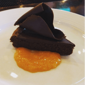The Foundry | Flourless Chocolate Orange Cake