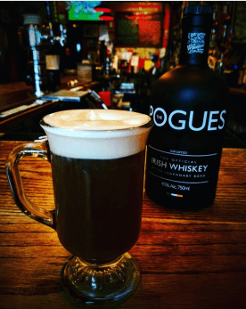 The Shaskeen | Irish Coffee