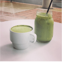 Milk & Honey | special matcha green tea latte