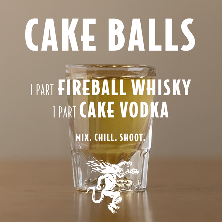 10 Awesome Fireball Shots To Try this Weekend - Intoxicology