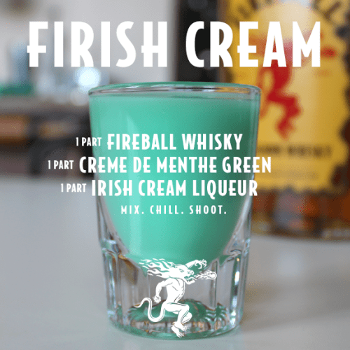 Firish Cream Shooter