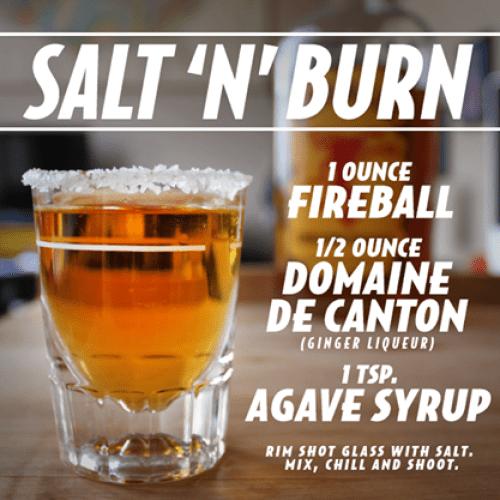 Salt N BurnShooter