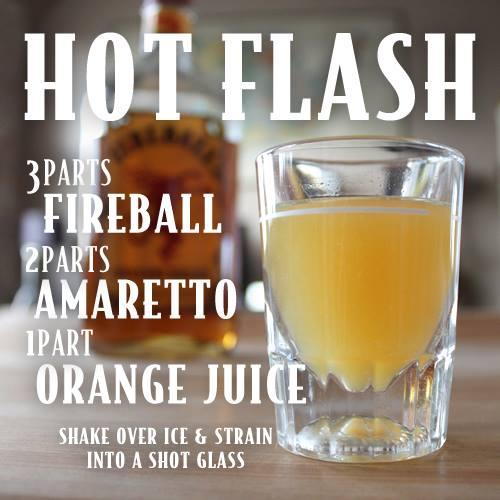 hot flash shooter