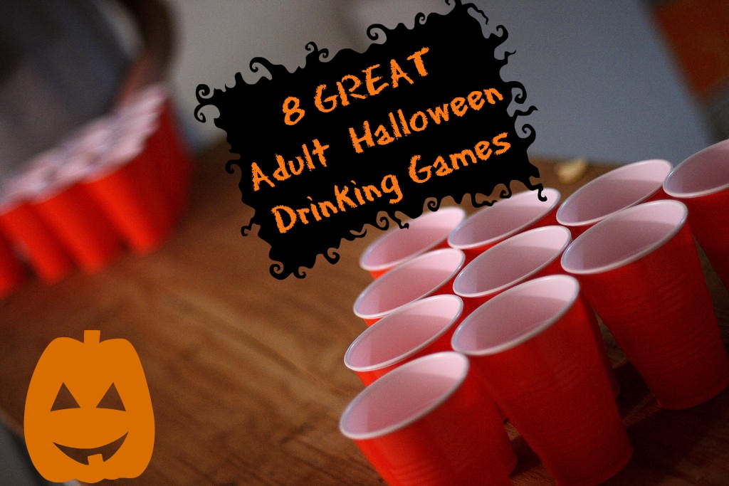 You could always bob for apples, but trying to polish off a donut hanging from a string is a lot. 8 Awesome Halloween Drinking Games Intoxicology Com