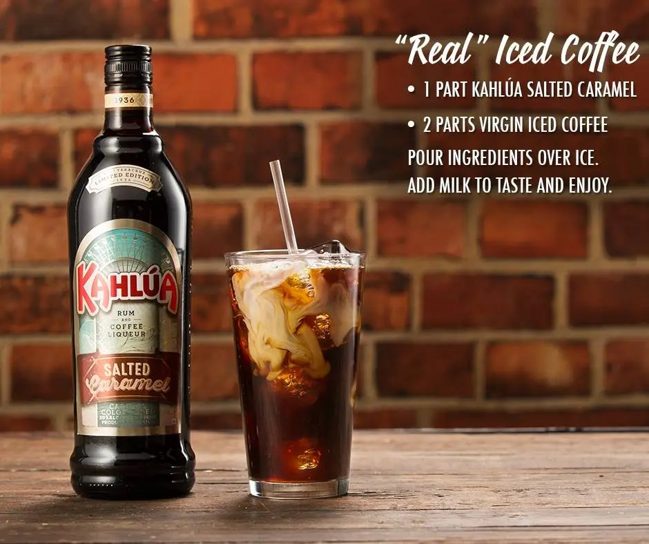 Cocktail Recipes With Kahlua