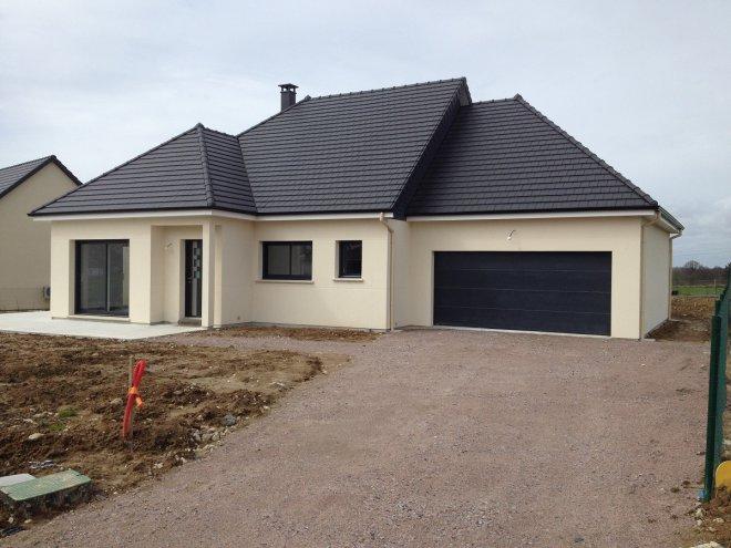 Maison De Plain Pied 76 14012 Gueudry