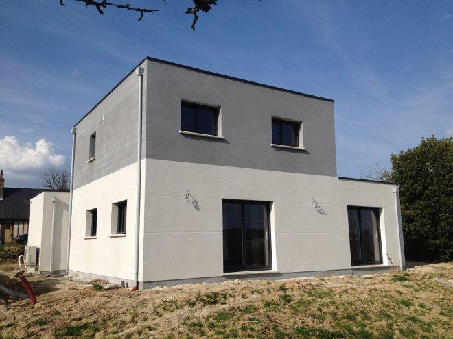 Maison Toit Terrasse 76 14006 Gueudry