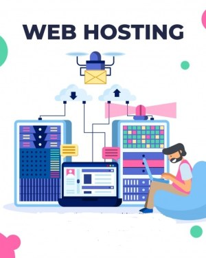 Entry Yearly Web Hosting Package