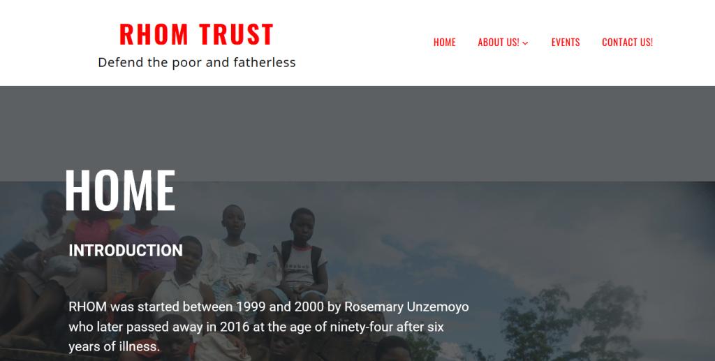RHOM Trust