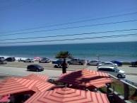 View at Malibu Seafood