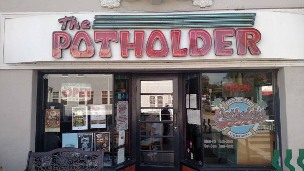 The Potholder Cafe in Long Beach