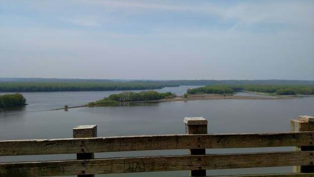 Mississippi Palisades Lookout Point