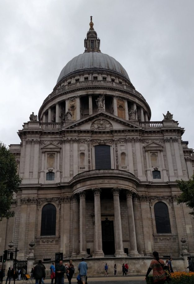 More of St. Paul's