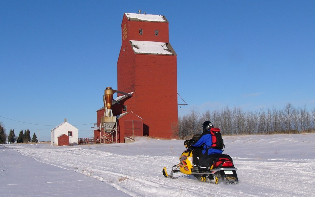 Snowmobile Saskatchewan Canada Tour Planner