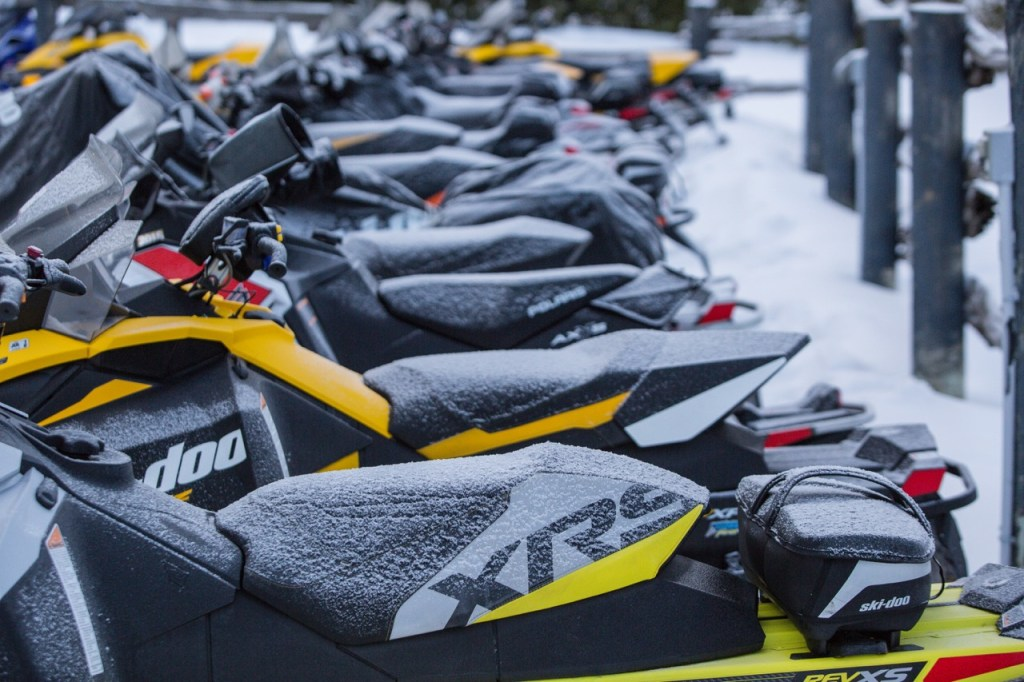 thinking like pros means knowing your sled capabilities