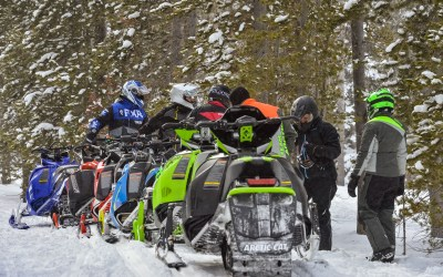 Fine Tuning New Snowmobiles