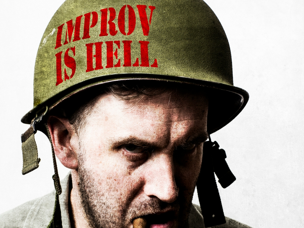 WAR: Improv is Hell