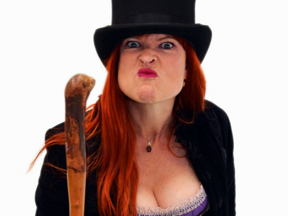 Olive Copperbottom: A New Musical by Charles Dickens and Penny Ashton