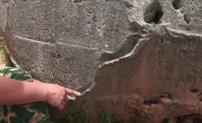 следы пластилиновой технологии в Ольянтайтамбо