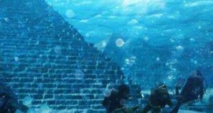 Атлантида обнаружена в районе Карибов