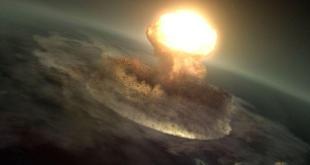 Астероид, погубивший динозавров